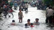 Sài Gòn phố thành sông! Thành phố nằm trong danh sách những đô thị rủi ro nhất thế giới về ngập lụt do nước biển dâng.