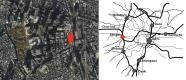 Các trung tâm đô thị tại thành phố Tokyo đều đều nằm xung quanh các nhà ga đa-phương-tiện (multimodal) chính như ga Tokyo, ga Shinjuku hay Shibuya. Trong hình là khu Shinjuku với những tòa văn phòng cao tầng nằm về phía Tây nhà ga.
