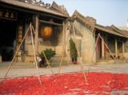 Một số hình ảnh hiện trạng làng Dadun. Nguồn: Kirsten Holder.