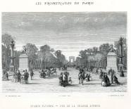 Hình 17: Đại lộ Champs Elysées. Nguồn: [11].