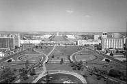 Thủ đô Brasilia của Brazil, một thiết kế đô thị điển hình của Chủ nghĩa hiện đại.