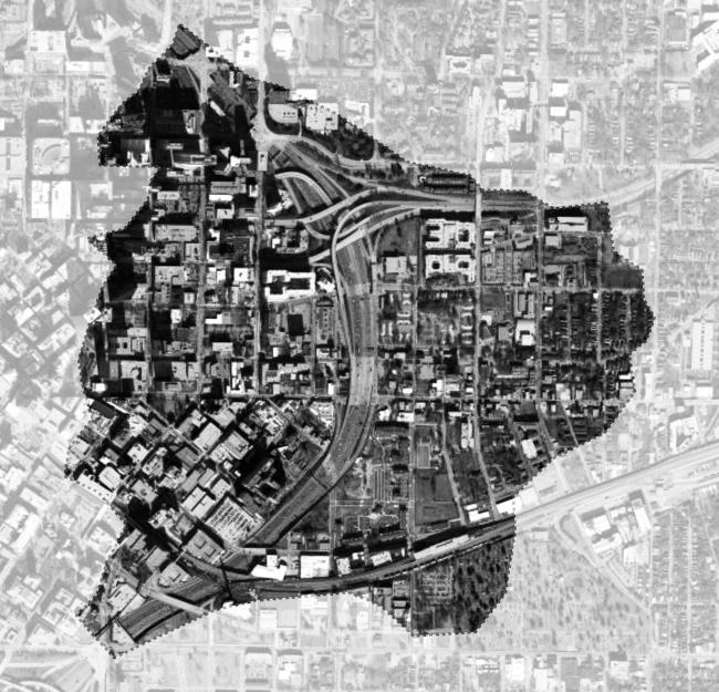 Lưu vực trung tâm Atlanta.