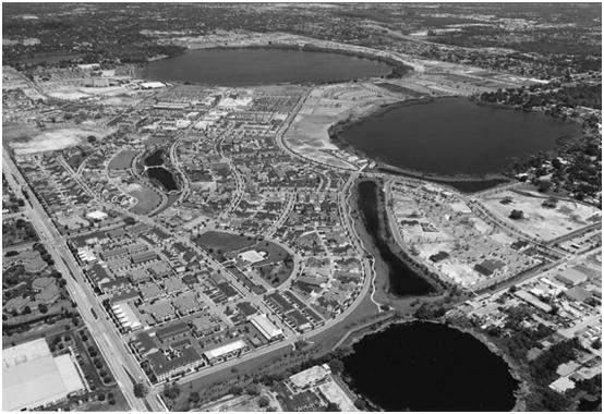 Hình 35.4 Sự cộng tác giữa Chính quyền – Tư nhân tại thành phố Baldwin Park, California. Nguồn: Baldwin Park Development Corporation – đã được phép sử dụng.