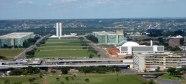 brasilia vista aérea