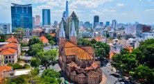 Cấu trúc đô thị từ thời Pháp vẫn cho phép trung tâm Sài Gòn phát triển tới ngày này.